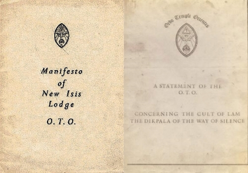 The Ordo Templi Orientis Phenomenon � Typhonian O.T.O. New Isis Lodge
