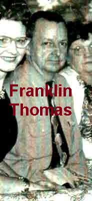 Franklin Thomas, Choronzon Club