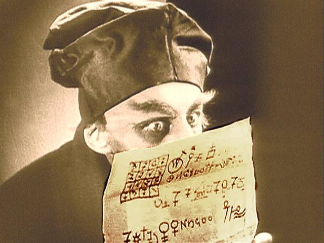 Albin Grau Nosferatu