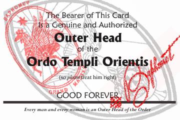 Phantoms of the Ordo Templi Orientis