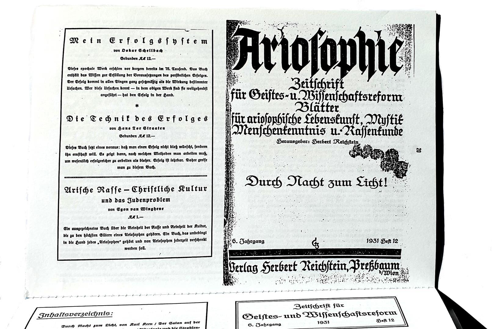 Ariosophie