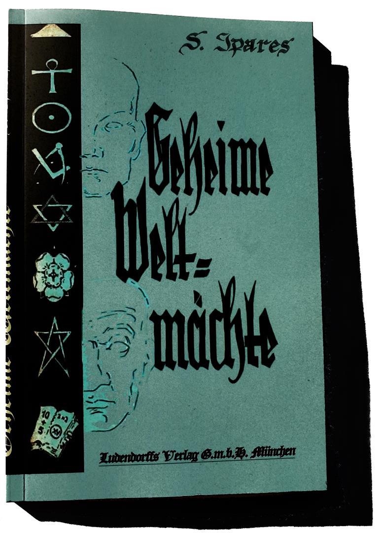 Ipares, Geheime Weltmächte, Rudolf Steiner, Theodor Reuss, Ordo Templi Orientis, O.T.O., Flensburger Heft, Seiten 150-151
