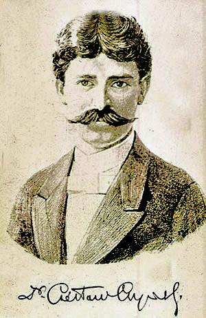 Чеслав Чинский, польский мартинист