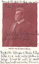 Baron Herbert von Bomsdorff-Bergen