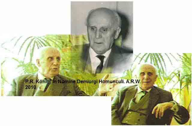 Eugen Grosche [Gregor A. Gregorius] Fraternitas Saturni In Nomine Demiurgi Homunculi
