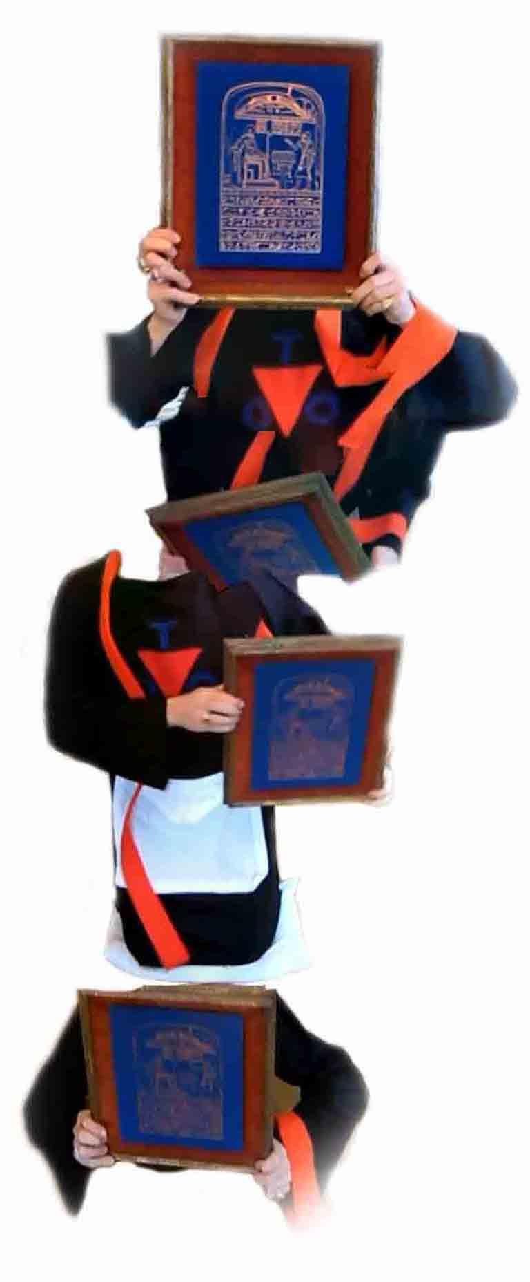 Ordo Templi Orientis Liber AL vel Legis Book of the Law Aleister Crowley O.T.O. Cairo 1904 Stele of Revealing
