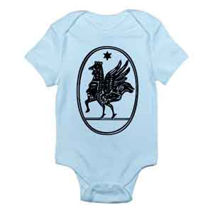 Ordo Templi Orientis — Infant Body Suit — sold by shekhetmaat.com