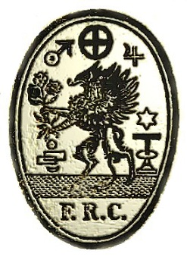 Heinrich Traenker's Baphomet and Rosy-Cross