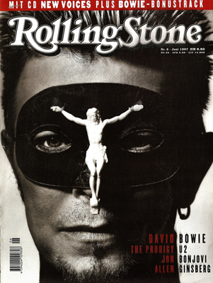 David Bowie, RollingStone 6 June 1997