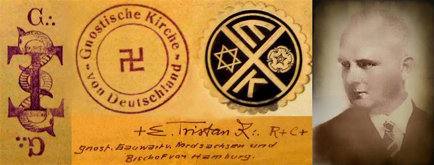 Ernst Tristan Kurtzahn — Daiytanus — Gnostische Kirche in Deutschland