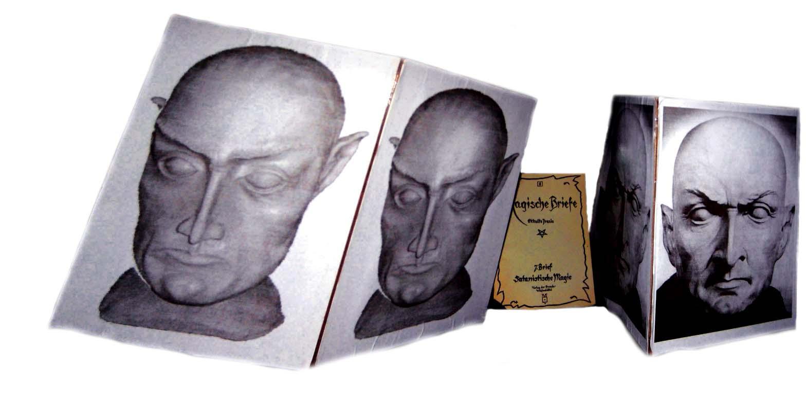 Eugen Grosche Gregor A Gregorius Okkulte Briefe Magische Praxis Satanistische Satanische Magie Fraternitas Saturni 7. Brief GOTOS