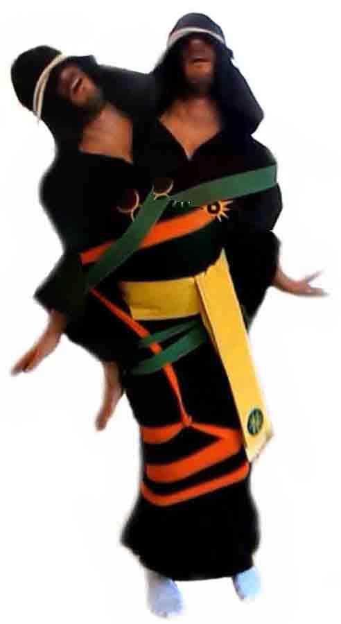 Fraternitas Saturni Robe Schaerpe