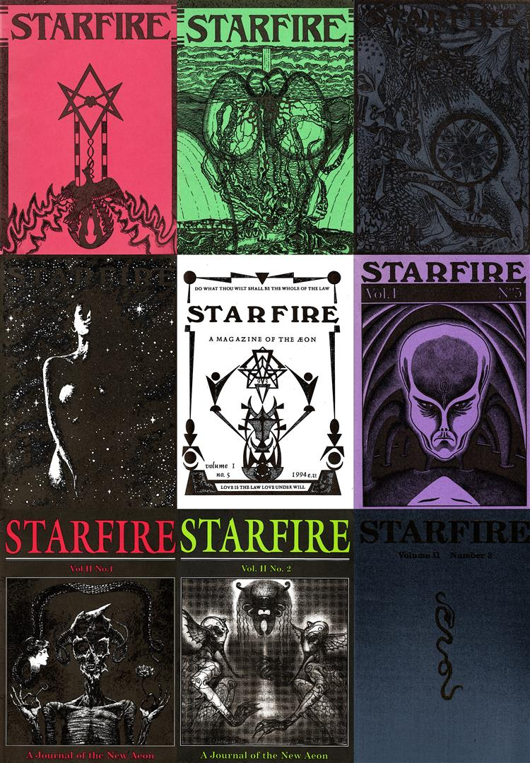 Starfire — Magazin of the Typhonian Order