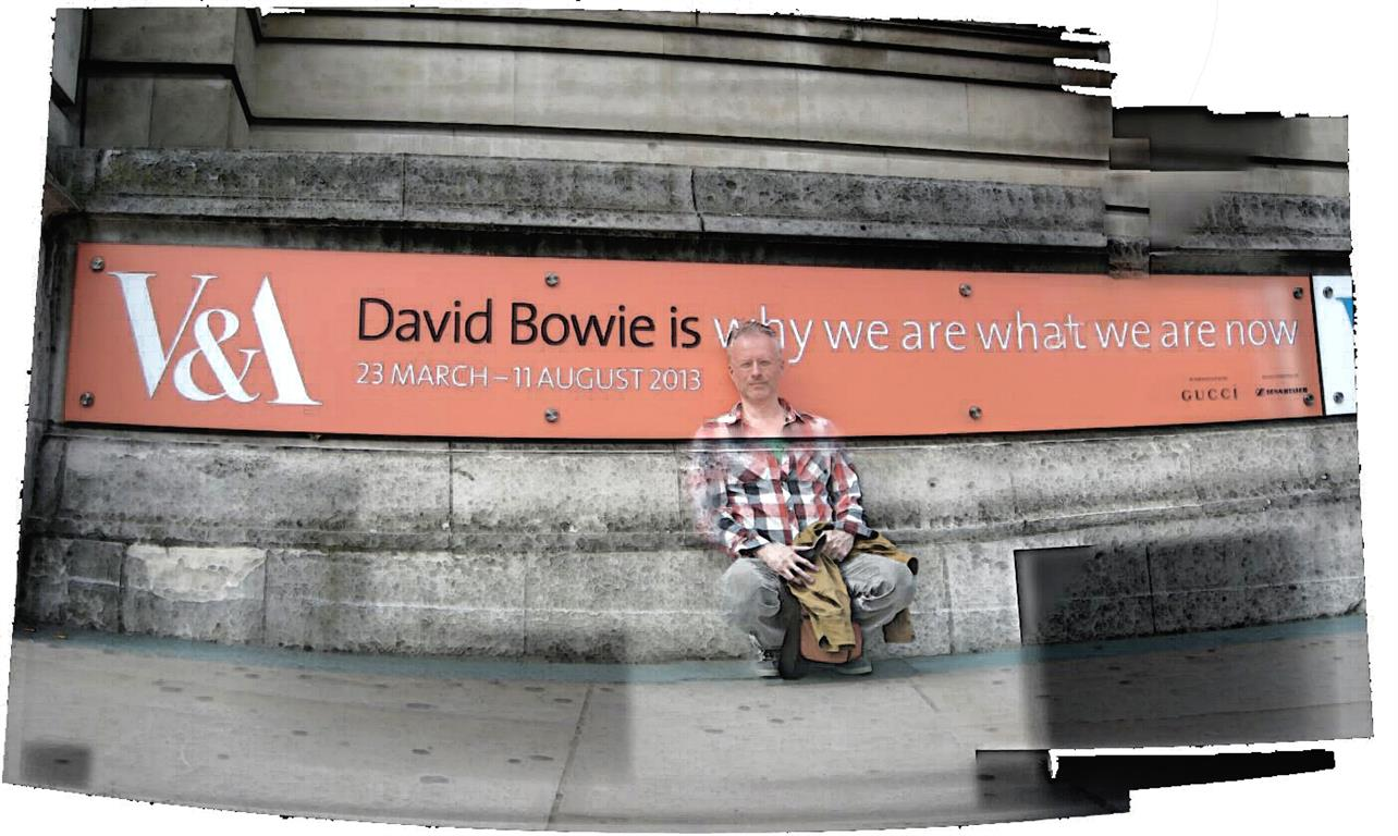 Peter-Robert Koenig David Bowie Victoria Alberta Museum 23 March – 11 August 2013 London