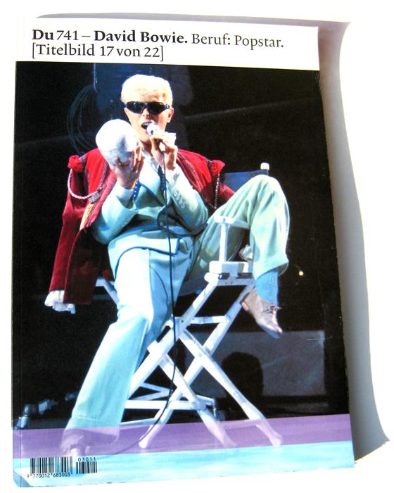 David Bowie, DU, Beruf Popstar, Peter-R. Koenig, Gnosis als Hype, Okkultismus