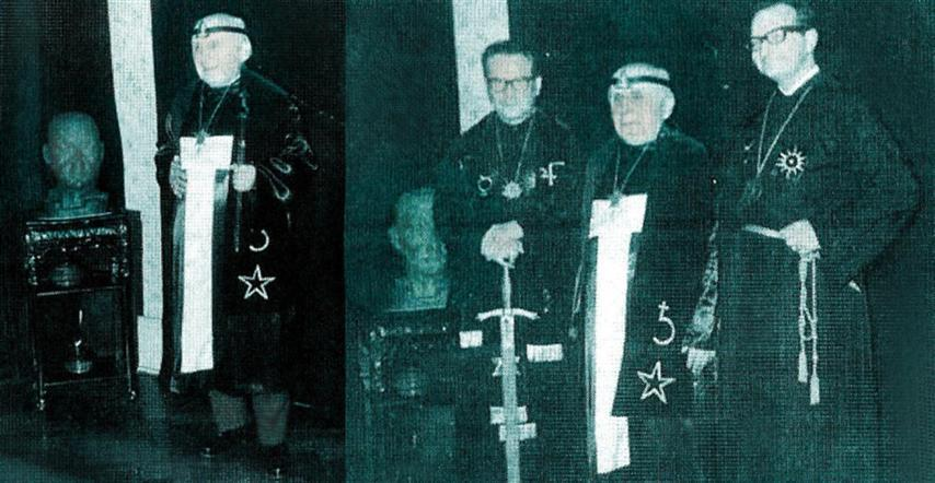 Büste GOTOS Karl Wedler Giovanni Eugen Grosche Gregor A Gregorius Johannes Maikowski Immanuel
