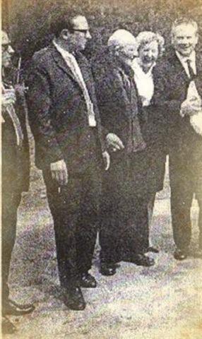Walter Englert, Johannes Maikowski, Johannes Goeggelmann, Margarete Berndt, Karl Wedler