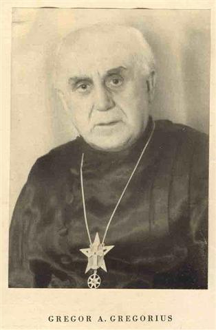 Eugen Grosche Fraternitas Saturni Gregor A Gregorius