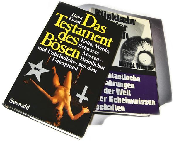 Horst Knaut Das Testament des Boesen Reuckkehr aus der Zukunft