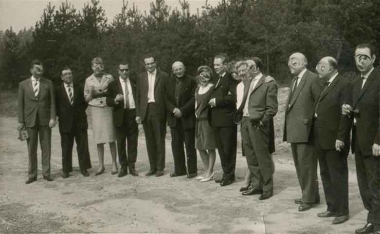 Horst Kropp, Walter Englert, Johannes Maikowski, Johannes Göggelmann, Karl Wedler, Margarete Berndt