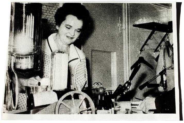 Anita Borgert