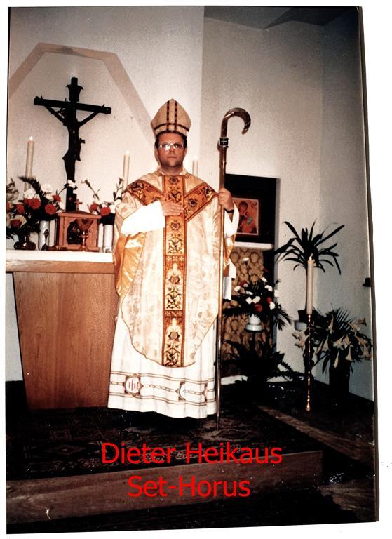 Dieter Heikaus Ordo Saturni Set-Horus Bischof Gnostisch-Katholische Kirche
