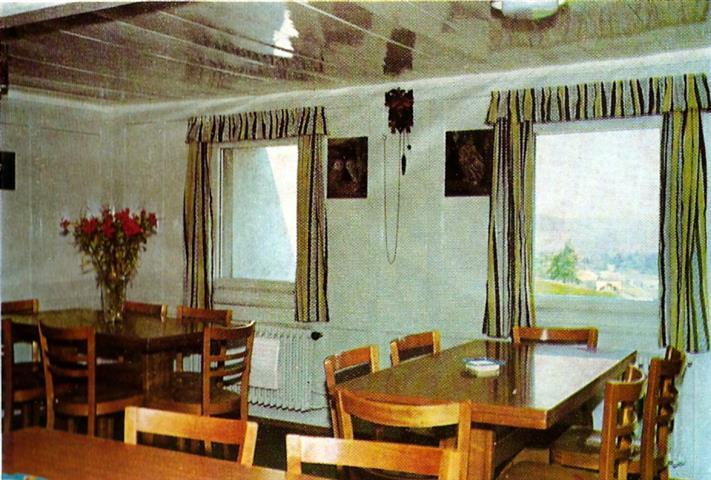 Esszimmer Gasthof Rose Stein Appenzell