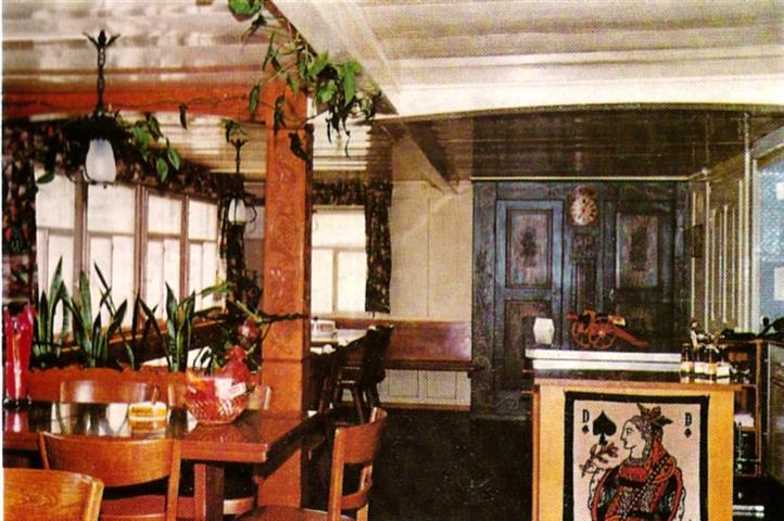 Gaststube Gasthof Rose Stein Appenzell
