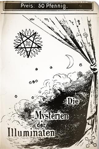 Leopol Engel Theodor Reuss Die Mysterien der Illuminaten