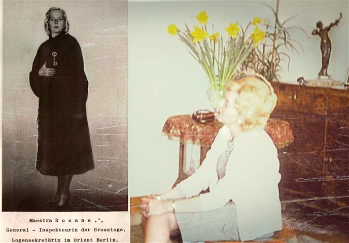 Margarete Berndt Roxane Fraternitas Saturni