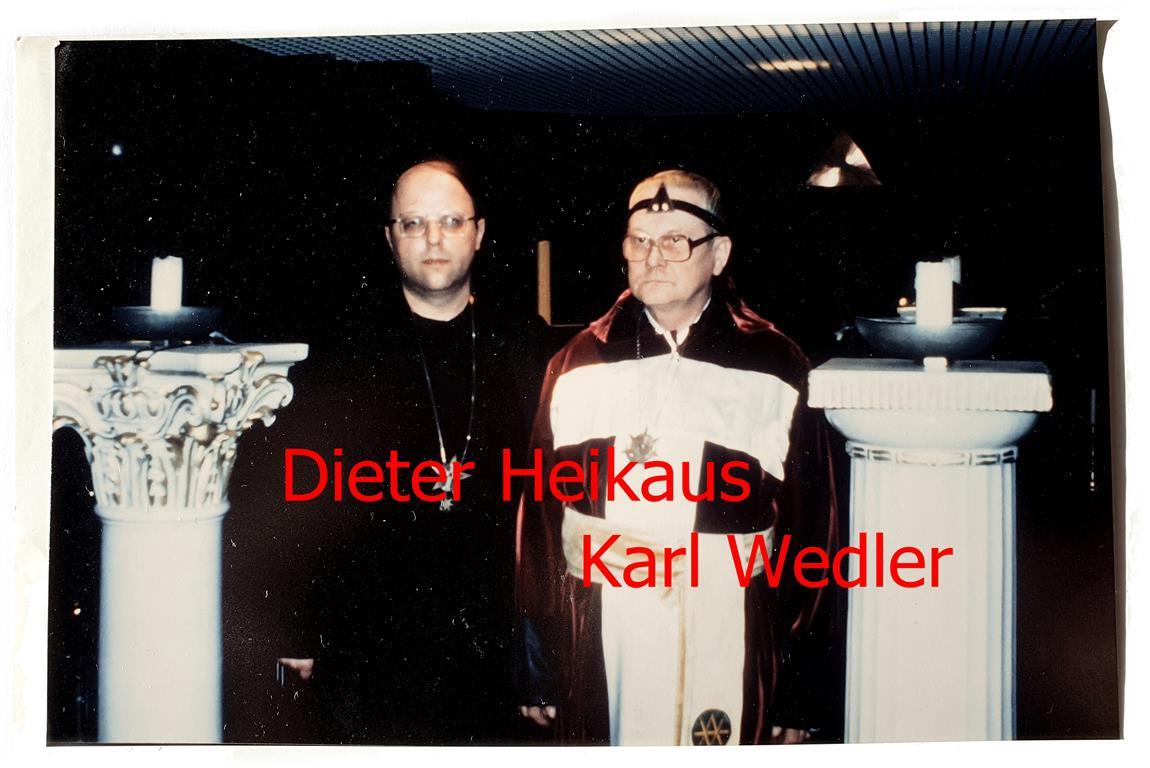 Dieter Heikaus Set-Horus Karl Wedler Giovanni Ordo Saturni