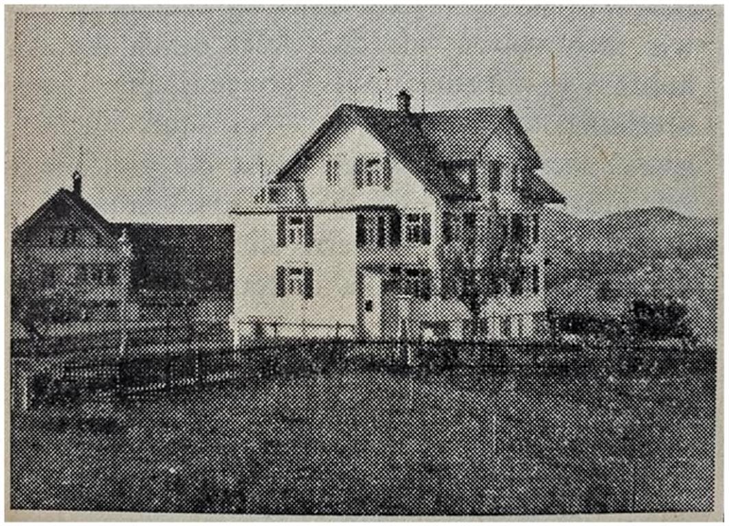 Haus in der Schedlern, Stein Appenzell