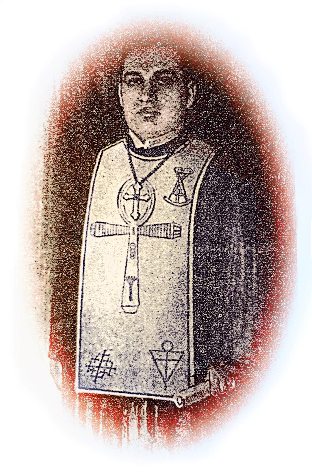 A.M.O.R.C Harvey Spencer Lewis Rosicrucian Antiquus Mysticus Ordo Rosae Crucis