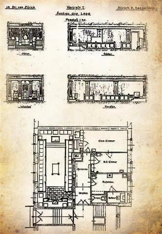 Theodor Reuss Ordo Templi Orientis Temple