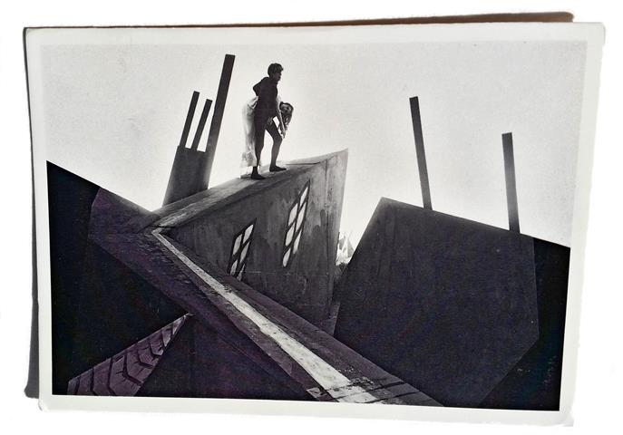 Robert Wiene Das Kabinett des Dr Caligari 1920 David Bowie 1974