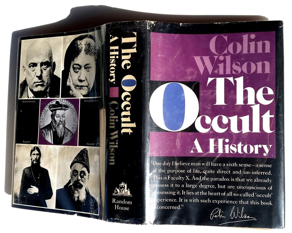 Colin Wilson The Occult A History New York 1971