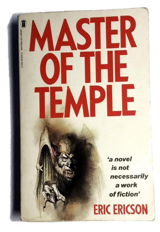 Eric Ericson  Master of the Temple London 1983  Ordo Templi Orientis Theodor Reuss Carl William Hansen Ben Kadosh Grunddal Sjallung Aleister Crowley O.T.O. Denmark