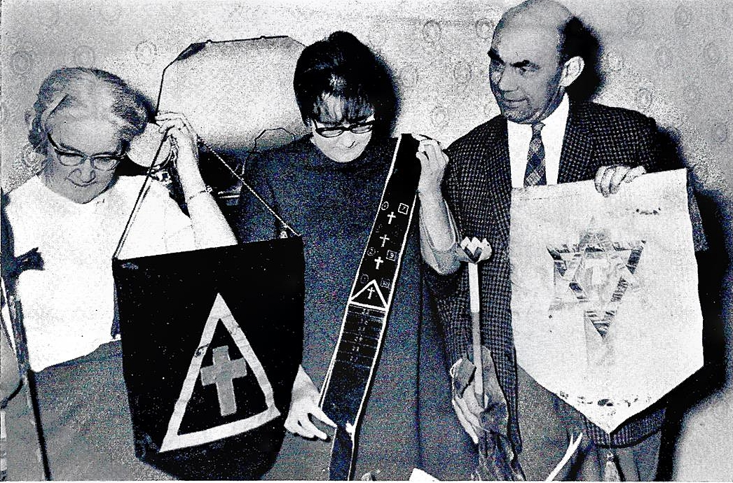 Francis King Ritual Magic in England 1887 to the Present Day London 1970 Golden Dawn material found on a Sussex Beach in 1967