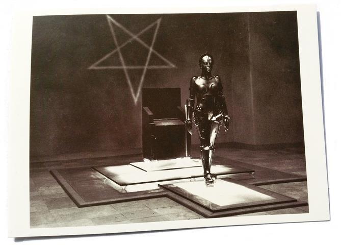 Fritz Lang Metropolis Thea von Harbou David Bowie 1974