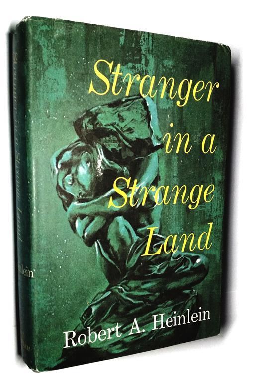 Robert Anson Heinlein Stranger in a Strange Land Aleister Crowely Thelema David Bowie