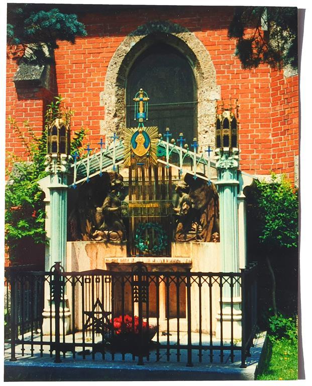 Carl Kellner Grave Grab Hallein