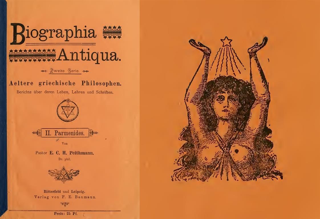 Ernst Christian Heinrich Peithmann, Basilides, Biographia Antiqua, Gnostische Mysterienschule, Altgnostische Kirche von Eleusis