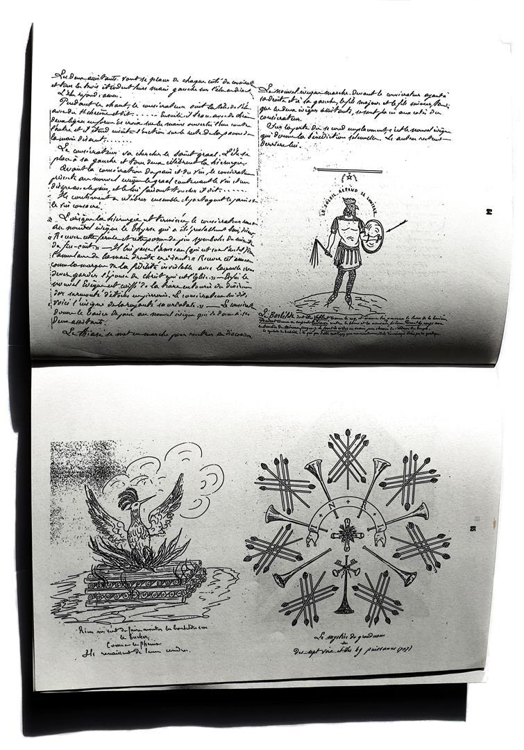 Louis–Sophrone Fugairon Sophronius Cérémonial de L'Église Gnostique