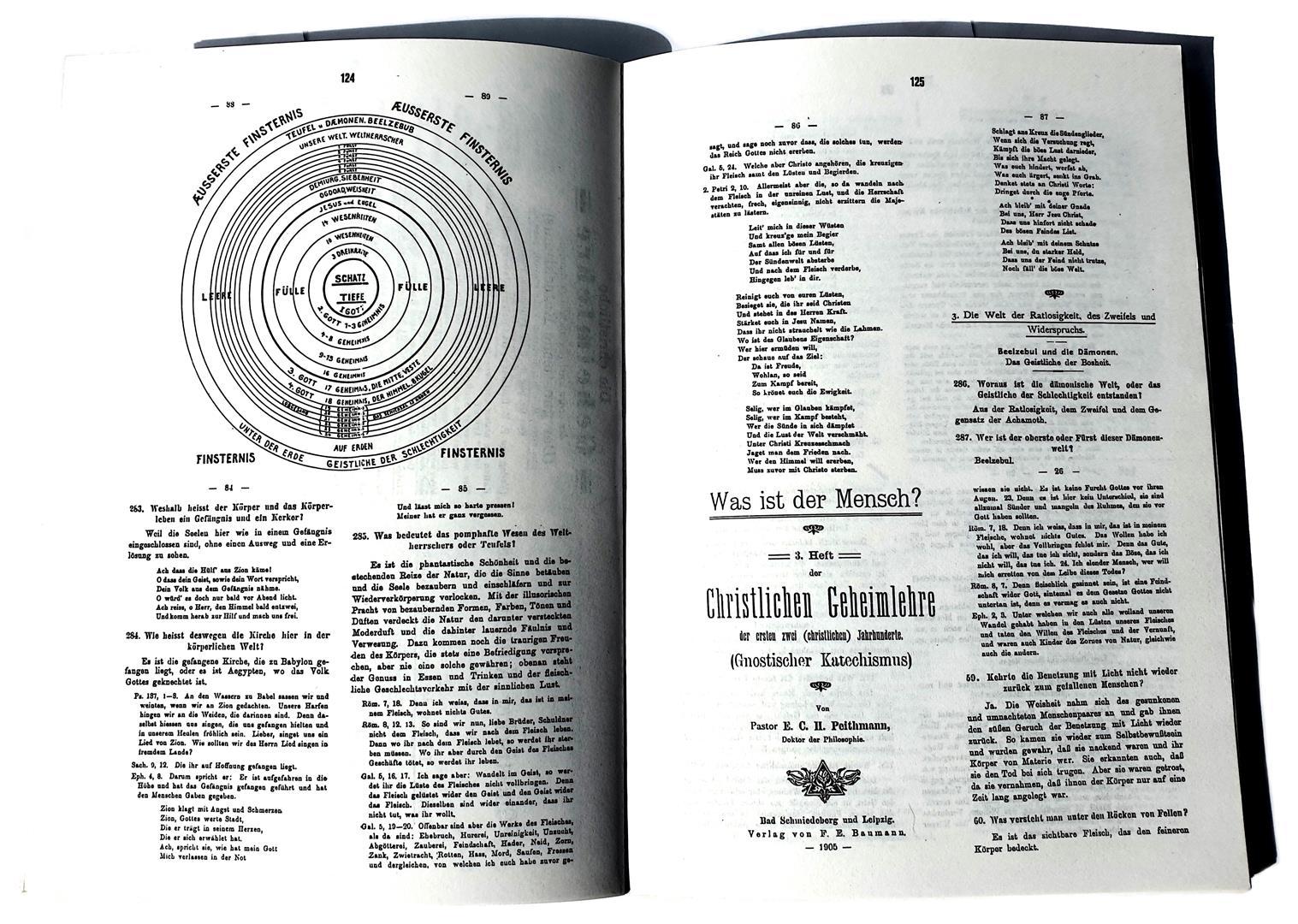 E.C.H Peithmann Gnostischer Katechismus