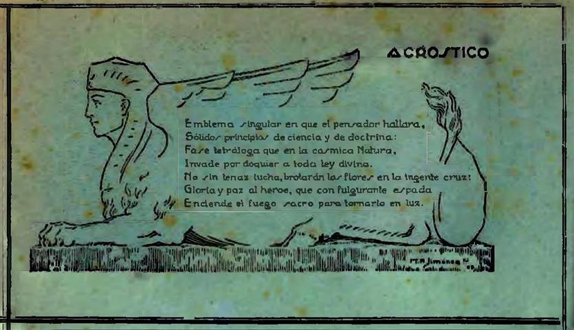 Arnoldo Krumm-Heller Fraternitas Rosicruciana Antiqua Emblema