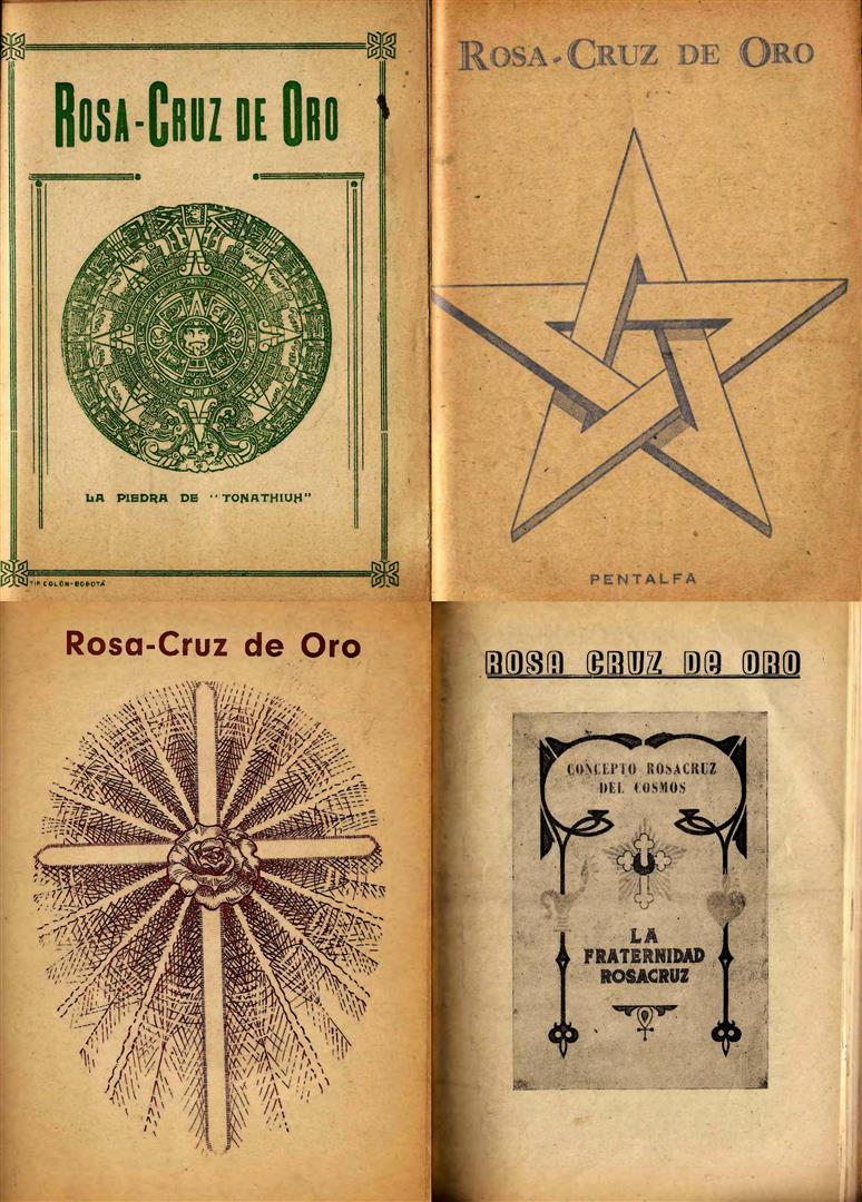 Fraternitas Rosicruciana Antiqua Rosa Cruz De Oro