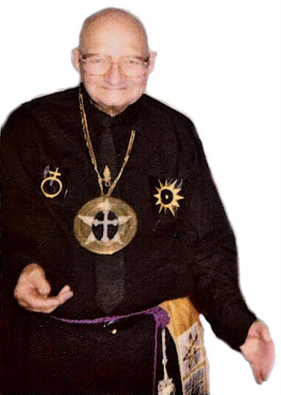 Johannes Maikowski Grossmeister Fraternitas Saturni