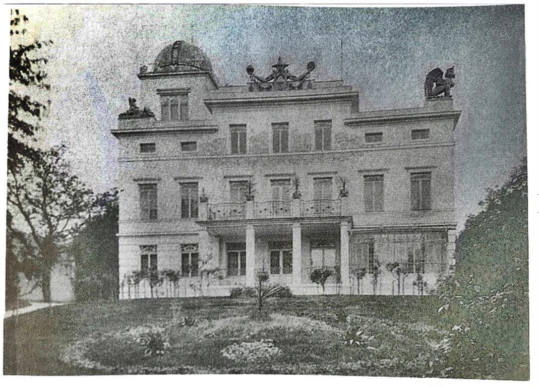 Carl Kellner Villa Hohe Warte pre-Ordo Templi Orientis Memphis Misraim Baphomet