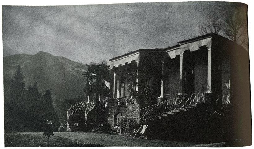 Monte Verità Social House Gesellschaftshaus Restaurant