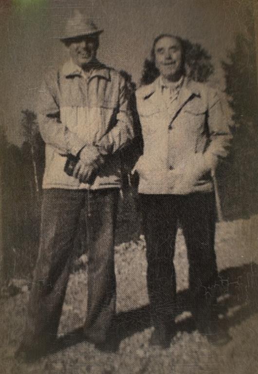 Johannes Goeggelmann, Horst Kropp, Fraternitas Saturni